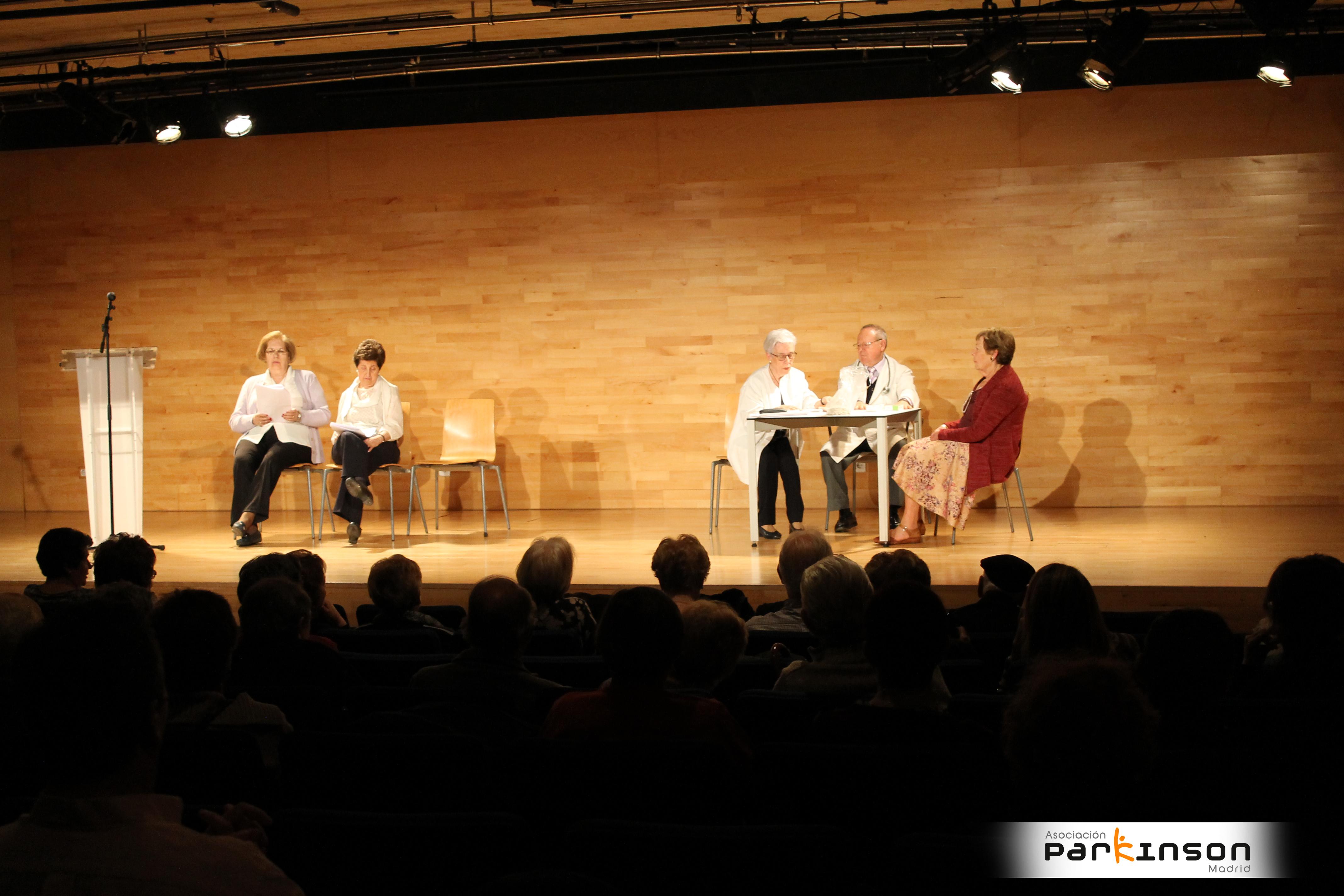 Asociación Parkinson Madrid