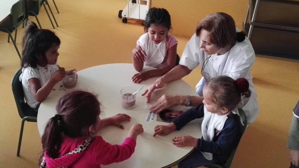 escolarización_niños_poblado_el_gallinero