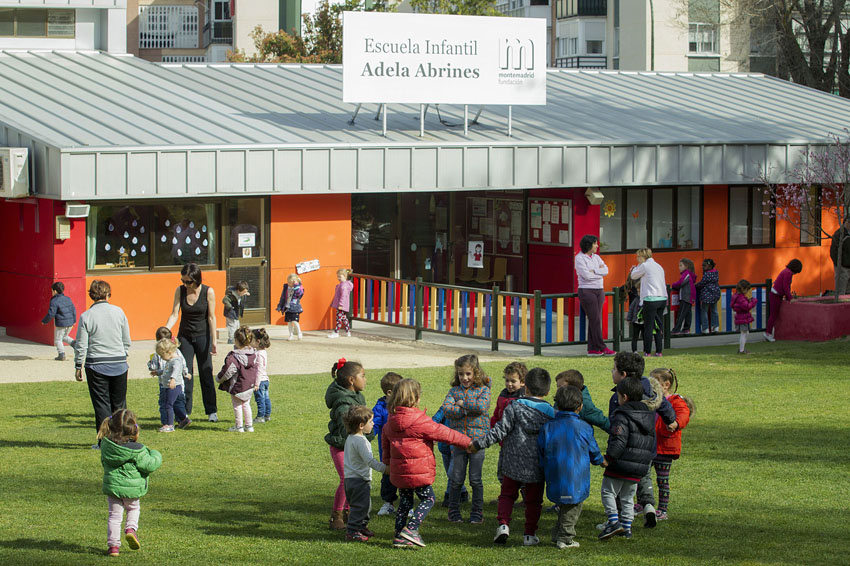 Escuela Infantil Montemadrid