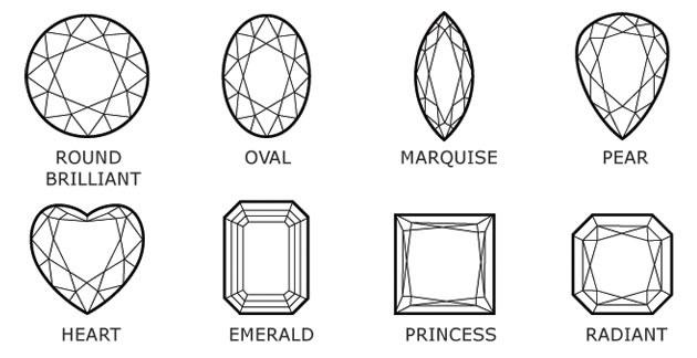 Corte Diamante Monte de piedad