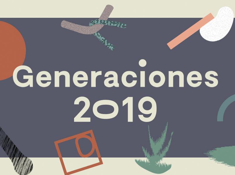 Imagen Convocatoria Generaciones 2019