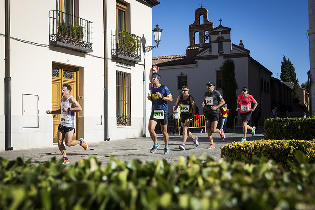 Maratón Alcalá 2017