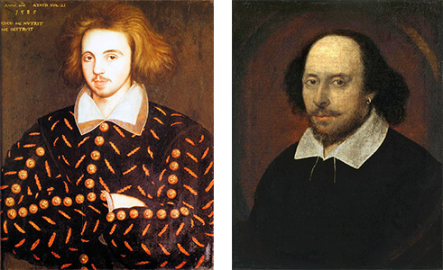 Shakespeare vs. Marlowe