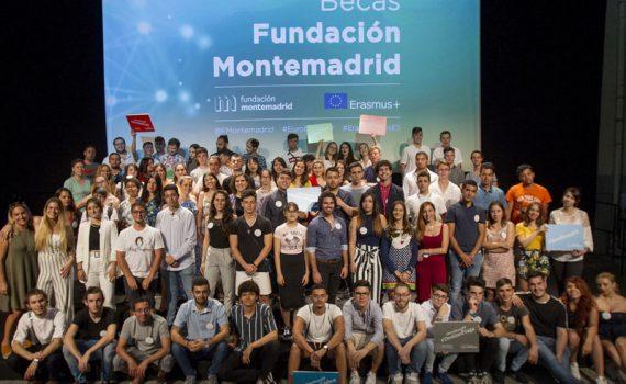 Becarios Fundación Montemadrid