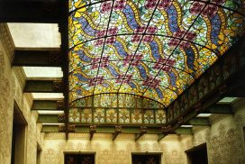 Interior de la Casa Amatller (Barcelona)