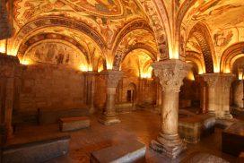 Cripta de la Colegiata de San Isidoro de León