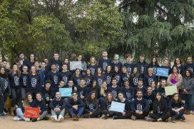 Becarios de la Fundación Montemadrid