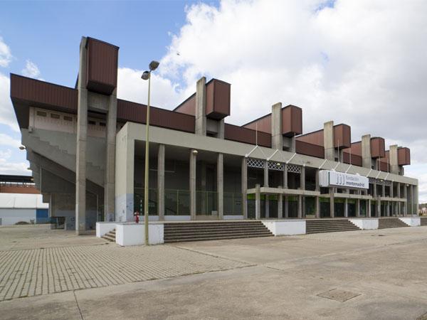 Pabellón Polideportivo Fundación Montemadrid