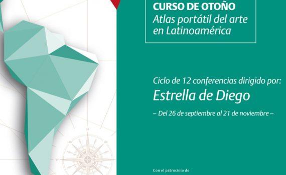 Curso de Otoño «Atlas portátil del arte en Latinoamérica»