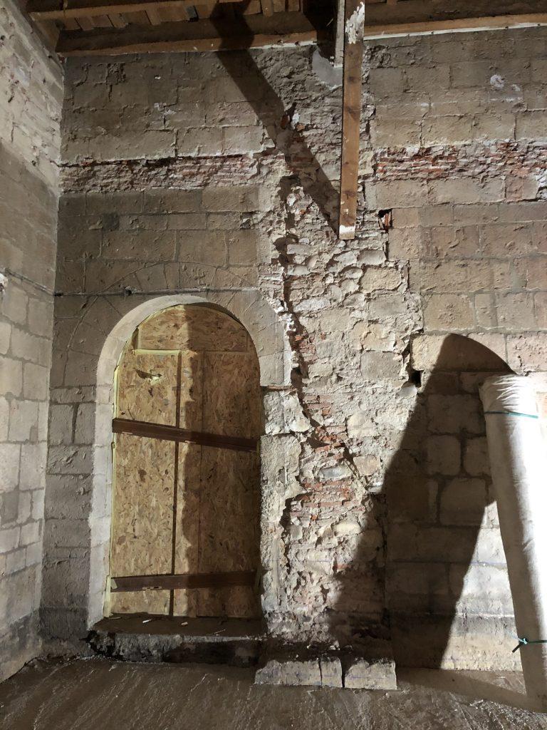 Imágenes de la restauración de la Real Colegiata de San Isidoro de León