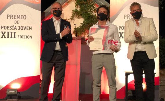 Entrega del XIII Premio de Poesía Joven RNE - Fundación Montemadrid