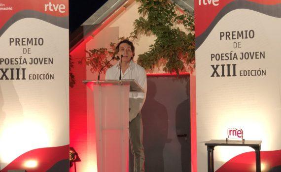 Sebastián Martínez Premio de Poesía Joven